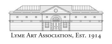 Lyme Art Association Logo
