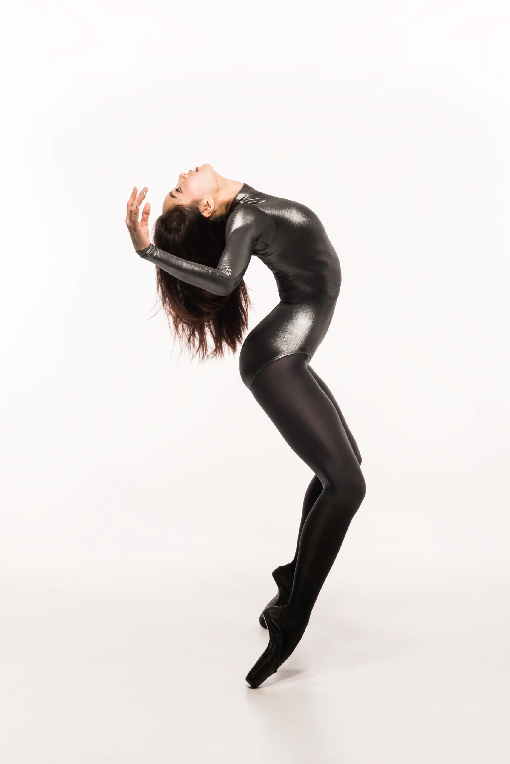 Seo Hye Han in Karole Armitage's Bitches Brew by Liza Voll, courtesy of Boston Ballet; Costume by Peter Speliopoulos.
