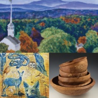 A SENSE OF PLACE: NASHOBA VALLEY ARTISTS & HISTORICAL LEGACY CELEBRATED IN GROTON